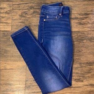 NoBo dark blue skinny jeans (more like jeggings)